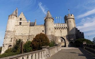 ארמונות בבריסל